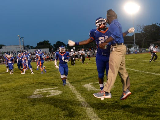 Millville Vs Mainland Daily Journal Football Coach