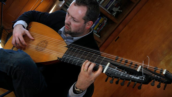 Christopher Wilke's lute was severely damaged during a Delta Airlines flight last January. Delta fixed his instrument, and now there are new federal rules in place regarding the treatment of musical instruments by the airlines.
