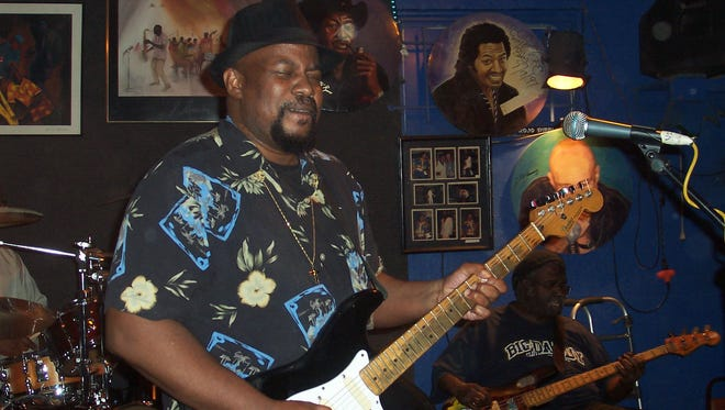 Johnnie Marshall will perform at the benefit for the Bradfordville Blues Club on Saturday.