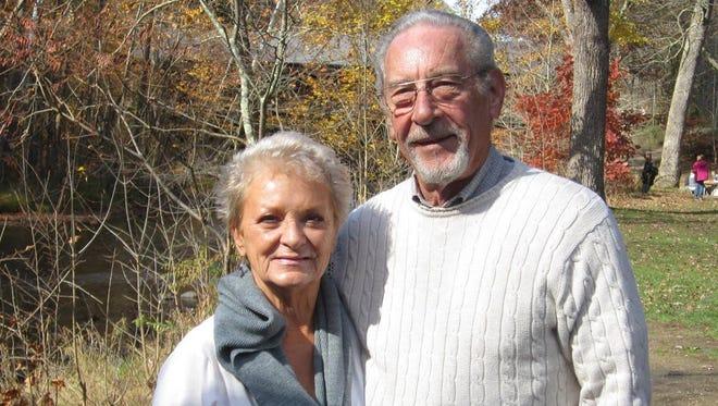 Donald and Shirley Rudrick