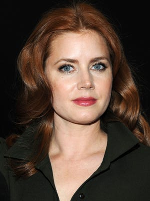 """Actress Amy Adams attends """"Big Eyes"""" New York Premiere at the Museum of Modern Art on Dec. 15, 2014."""