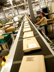 Amazon.com Fulfillment Center RNO1 Fernley, Nevada,