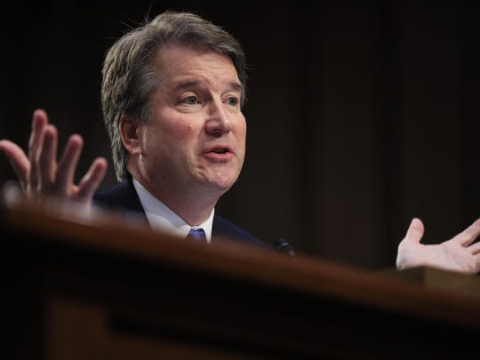 The New Yorker magazine reported Sunday night that Senate Democrats were investigating a second woman's accusation of sexual misconduct by Brett Kavanaugh dating to the 1983-84 academic year, Kavanaugh's first at Yale University.