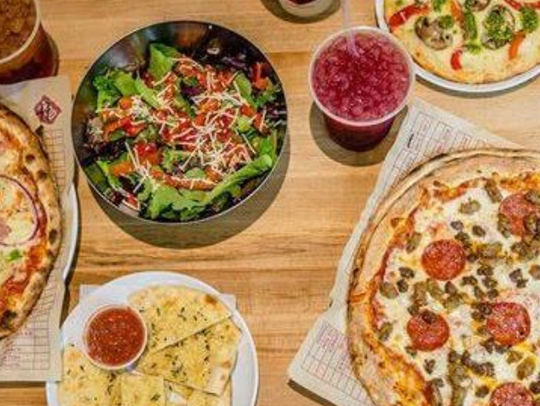 Mod Pizza will hold a grand opening Friday, July 27,