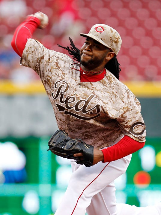 2014-06-11 Johnny Cueto