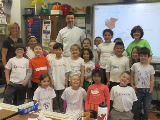 Warren School Giving-Back.