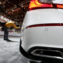 High-tech features on new cars drive up auto insurance rates