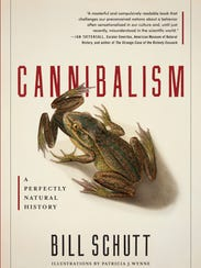 """""""Cannibalism: A Perfectly Natural History"""" by Bill"""