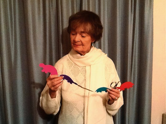 """Judith Ames will present """"The Lost Baron""""  at the Storytellers of Las Cruces Story League event, """"Storytelling for Grown-ups"""" from 1:30 to 2:30  p.m. Saturday at Casa de Mi Alma, 920 N. Alameda Blvd."""