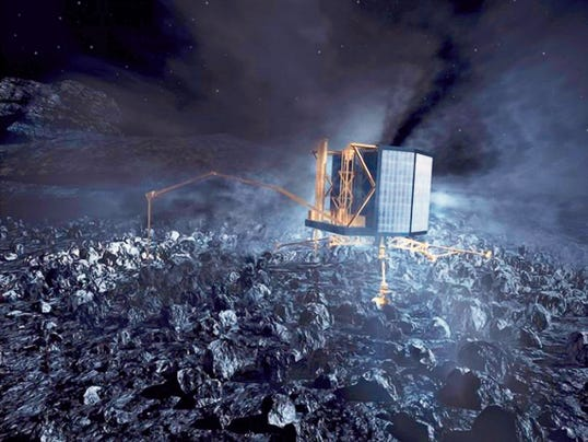 On this past Saturday, June 13, Philae transmitted data to Earth for 85 seconds, basically stating that it is alive and well.