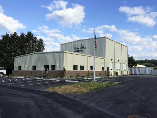 Maine Drilling & Blasting recently held an open house at its new regional facility located in Bethel, Berks County.The company relocated at the end of May from its interim location in Myerstown to this newly constructed facility.