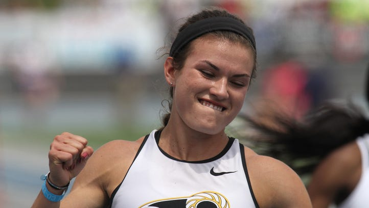 Meet the Register's All-Iowa girls' track team