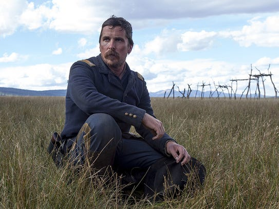 "Christian Bale is a Cavalry officer in ""Indian"" territory"