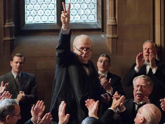 Gary Oldman won solid praise for playing Winston Churchill