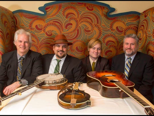 Frank Solivan and friends.