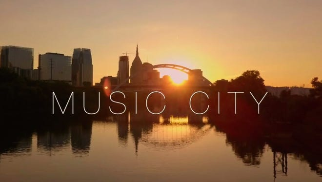 'Music City' will premiere on CMT in January, 2018.