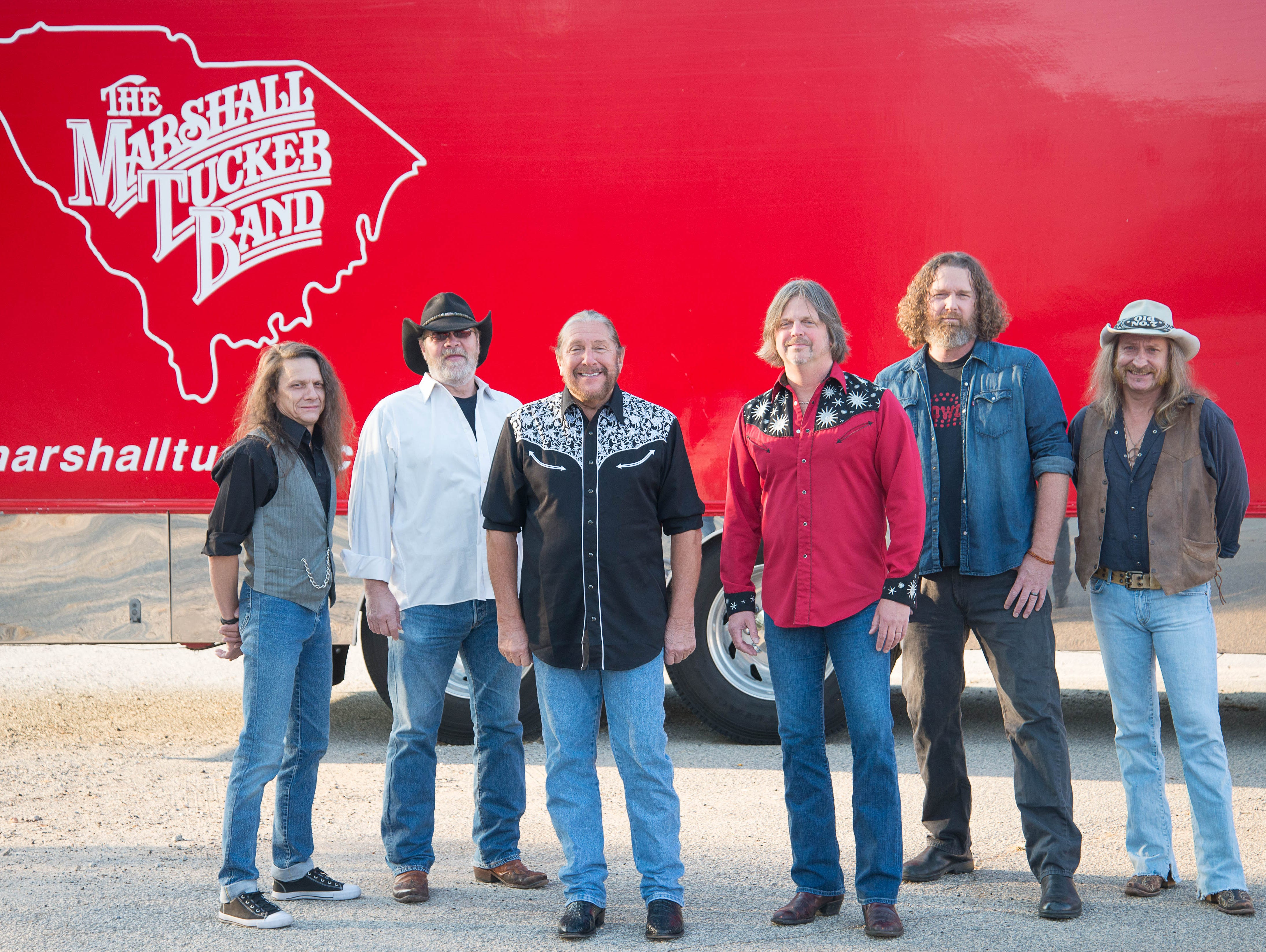 Enter to win 2 tickets to see the Marshall Tucker Band at the Meyer Theater.  Enter 3/6-3/30