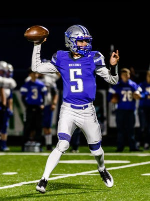 Brooks Blount and Waukesha West are ranked No. 1 in the area.