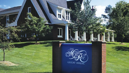 From Nov. 23 through Dec. 13, Lansing area BURGER KING restaurants will raise funds for the McRee Guest House, a hospitality home located on McLaren Greater Lansing's Greenlawn Campus.