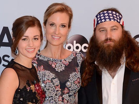 Sadie Robertson: 'We know this is all in God's hands'