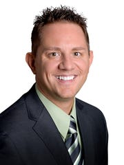 Jason Miller is immediate past president of the St. Cloud Area Association of Realtors.