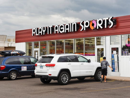Play It Again Sports announced it will close shown
