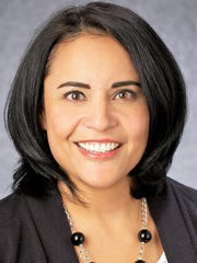Victoria Gonzalez, new chief financial officer at The Hospitals of Providence's East Side hospital.