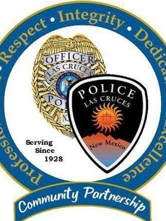 Las Cruces Police Department community partnership logo
