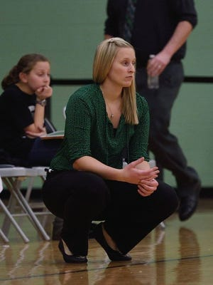 New Castle hired Molly Swift as its next girls basketball coach.