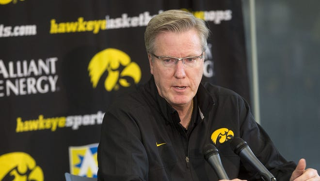 Winning close games the next challenge for Fran McCaffery's Hawkeyes