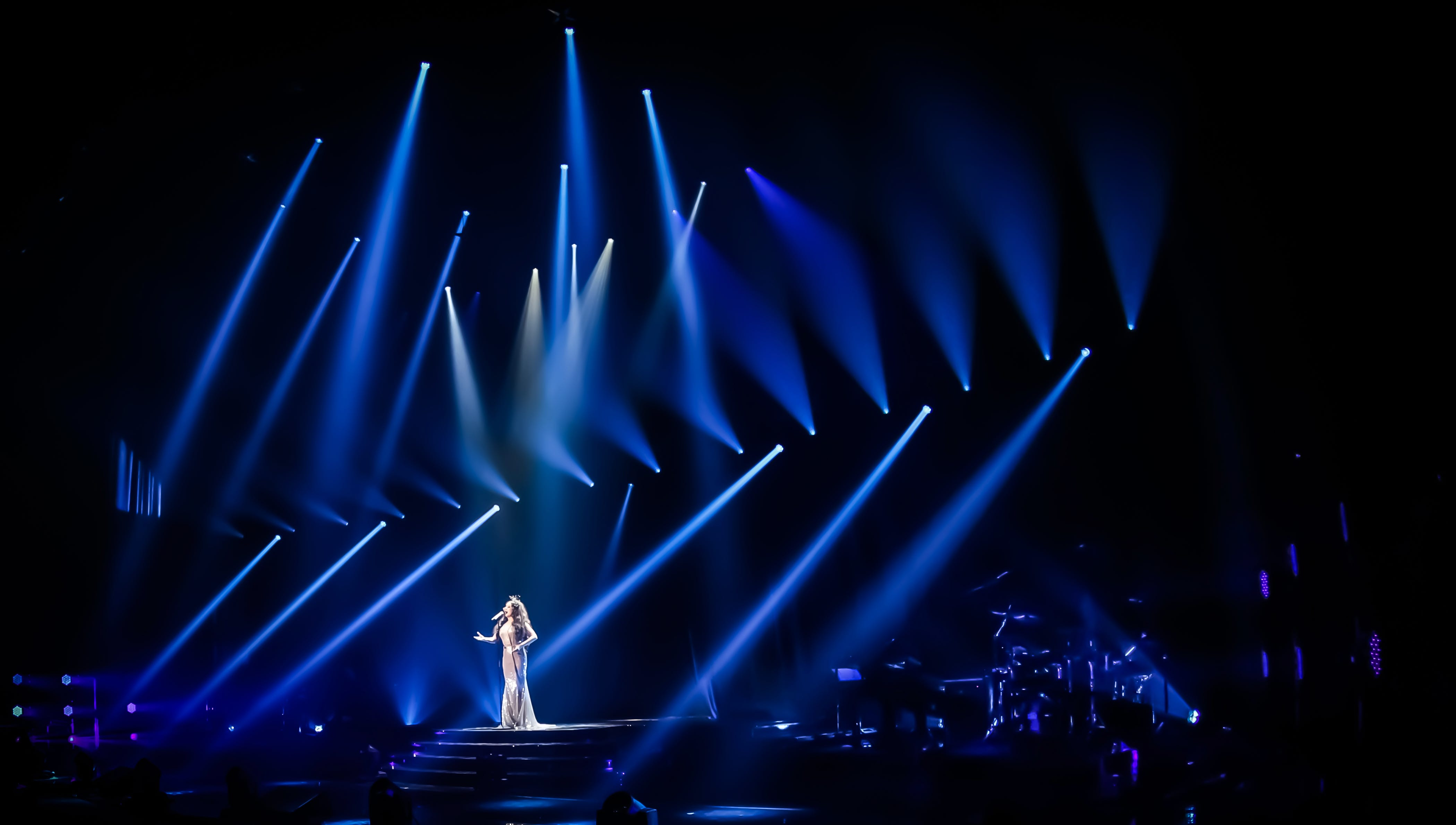 Brightman's PBS concert special is airing on various dates across the country. The soprano will then embark on a 33-date US tour.