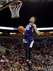 Washington's Markelle Fultz is expected to be the first