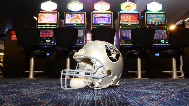 The Raiders could be headed to Las Vegas if a stadium deal including $750 million in public money is approved.