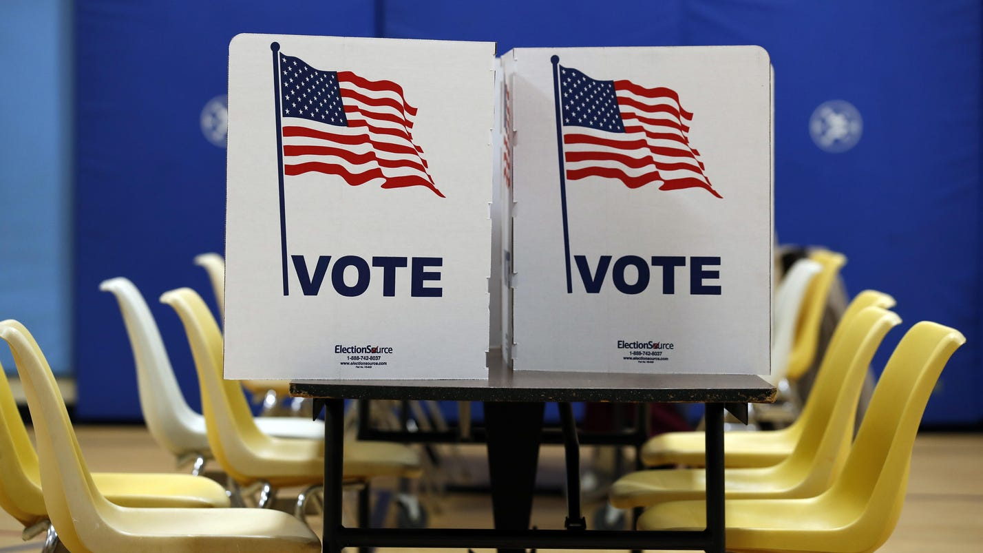 Governors, mayors, Medicaid: Top U.S. races on Tuesday