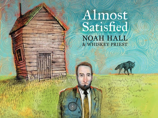 "Noah Hall will release his newest CD ""Almost Satisfied"" at an all-ages show 7:30 p.m. Saturday, May 3 at Level B Theater Pub, 445 High St. SE.  FOR USE IN THE STATESMAN JOURNAL ONLY"