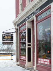 Stoneyard Brewing Co., 1 Main St., is on the Erie Canal