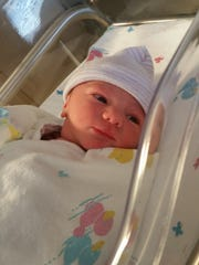 Owen Buttrey is Williamson Medical Center's first baby