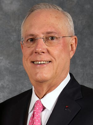 Randy Houston just retired from First Tennessee Bank after working for the company for more than 40 years.