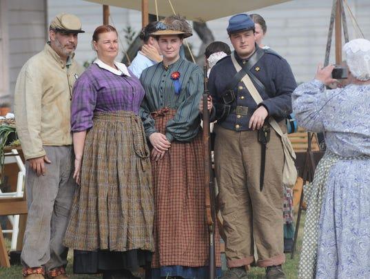 Civil War Re-enactment 5