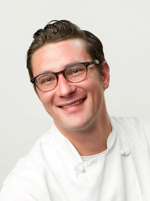 Chef Jack Raben of Fogg Cafe and Lurcat Catering.