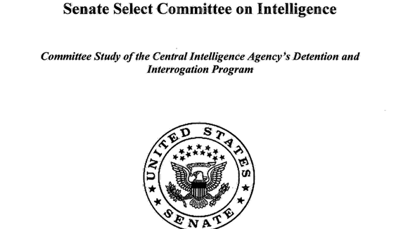 The Senate Select Committee on Intelligence released its report on the CIA's Detention and Interrogation Program.