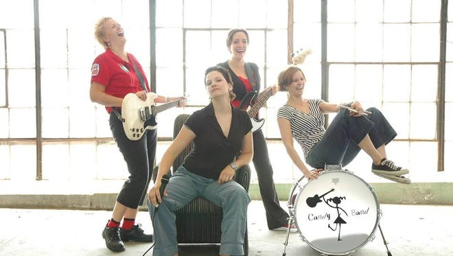 The Candy Band plays at the Detroit Zoo's Wild Summer Nights Aug. 26.