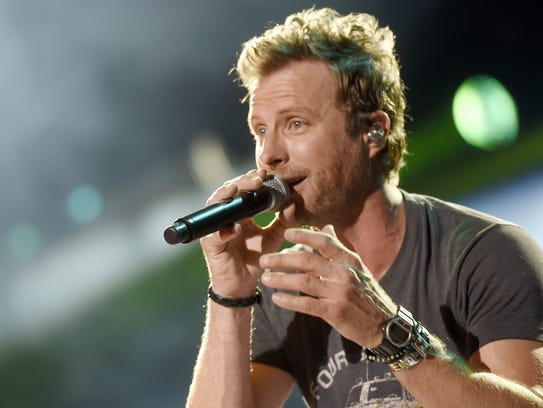 Dierks Bentley.
