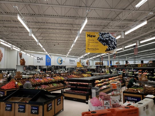 Walmart in North Brunswick is now a 24-hour Supercenter.
