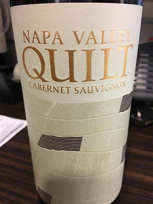 Quilt Napa Valley Cabernet Sauvignon is a luscious, big red that would be perfect with Texas steaks.