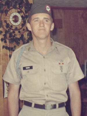 Army Pfc. Loren D. White of Salem was killed June 1, 1968 during the Vietnam War. He served with the 101st Airborne.