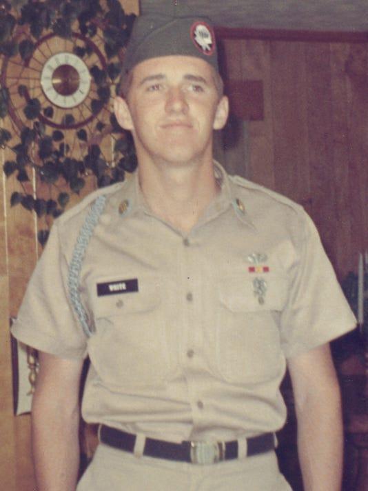 Army Pfc. Loren D. White
