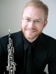 Dwight Parry, oboist