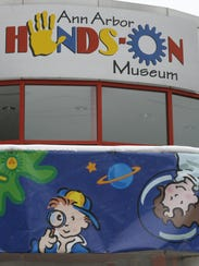 This is the Ann Arbor Hand-On Museum located at 220