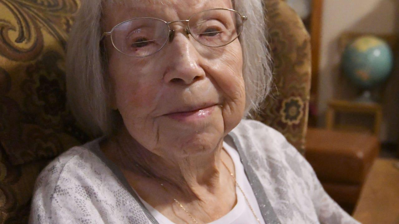Muriel Burleson celebrates 103 years